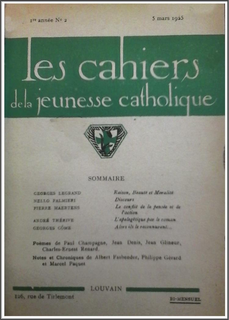 10 Cahiers JC 25 03 05 Maurras couv.jpg