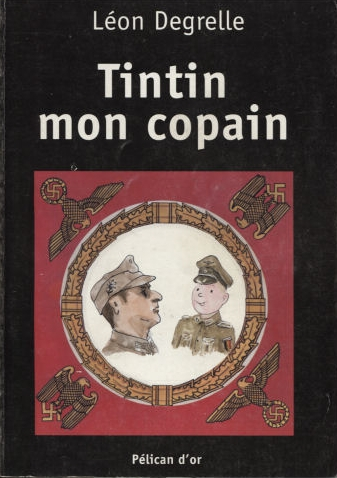 francis bergeron,jean mabire,tintin mon copain,synthèse nationale,tintin,hergé