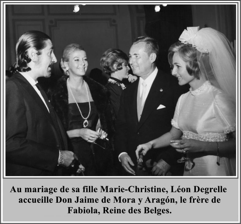 léon degrelle,francis bergeron