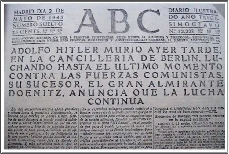 abc,lettre au pape à propos d'auschwitz,la concha,hôpital mola,san sebastian
