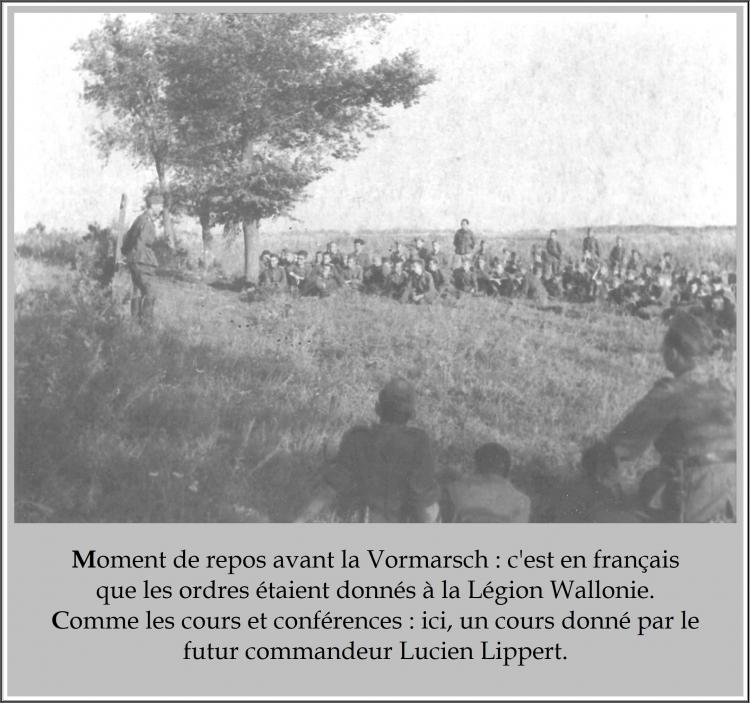 Photo 105 (Lippert donne cours avant Vorsmarch).JPG