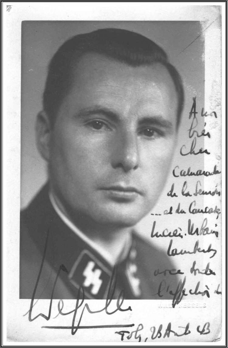 Dédicace Léon à Lucien Lambert.JPG
